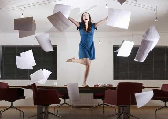 每个月总有那么几次想辞职怎么办?(要收藏)