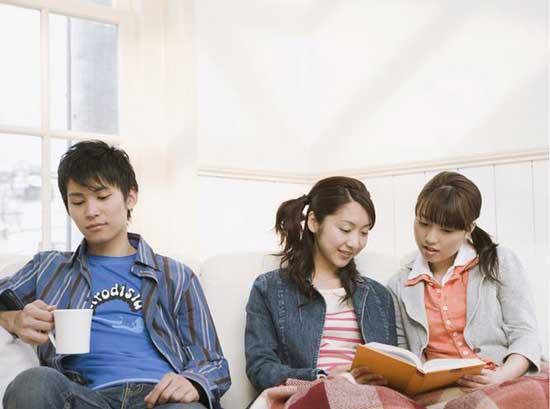 大学生生活成长记