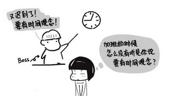 上班迟到检讨书怎么写?