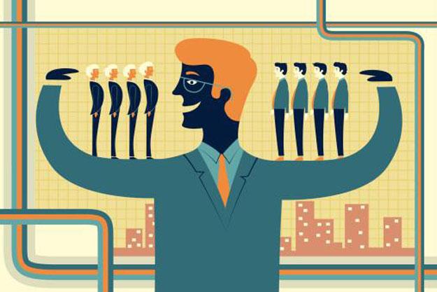 公司各种小团体,自己如何发展(案列解析)