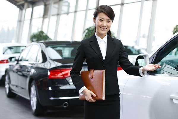 汽车展厅销售话术与销售技巧