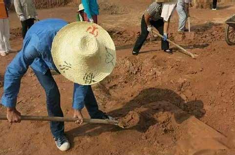 考古实习经历:我们的爱疯考古之家