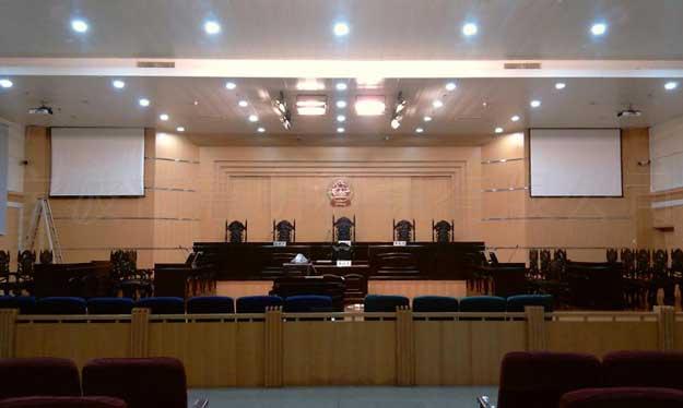 法院实习小结:迈向公正之路!
