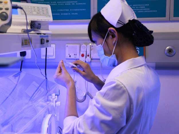 护士实习感言:生命的精确度