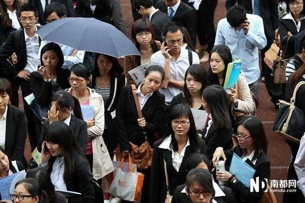 大学生刚进入社会找不到工作怎么办?