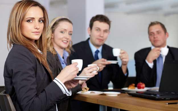 26条!职场女性就业现状,一目了然。