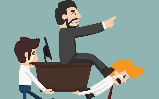 跟错领导怎么办?