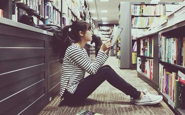 读书学习是一个人的终身事业