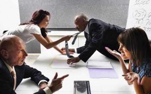 一般无领导小组讨论的流程技巧