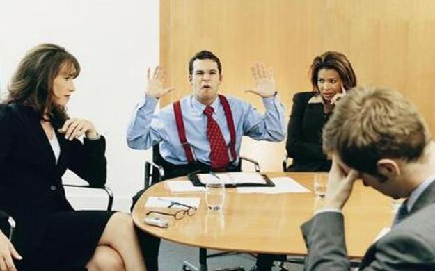 职场中最好别有的五种表现