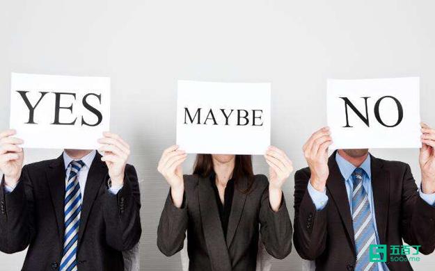 找工作、面试时这五个问题一定要想清楚!