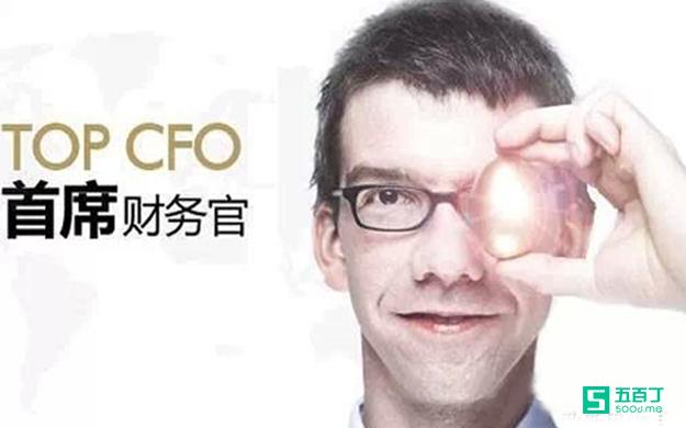 CFO英文简历范文参考
