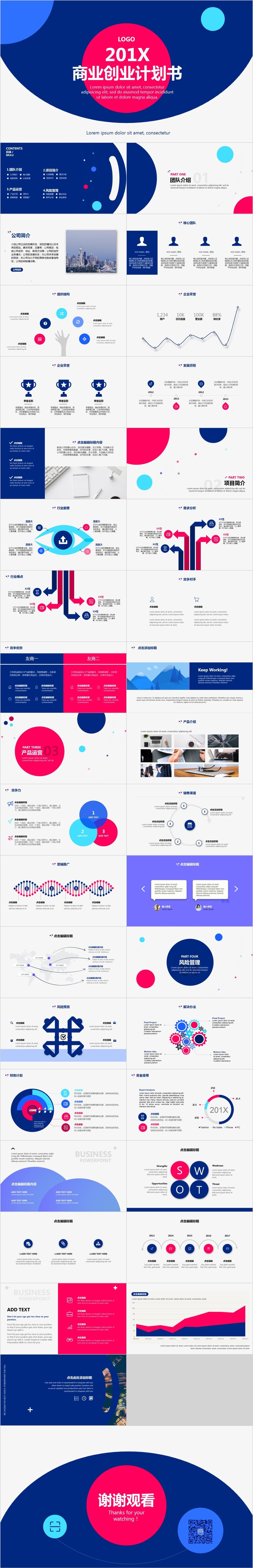 SK0113 商业创业计划书